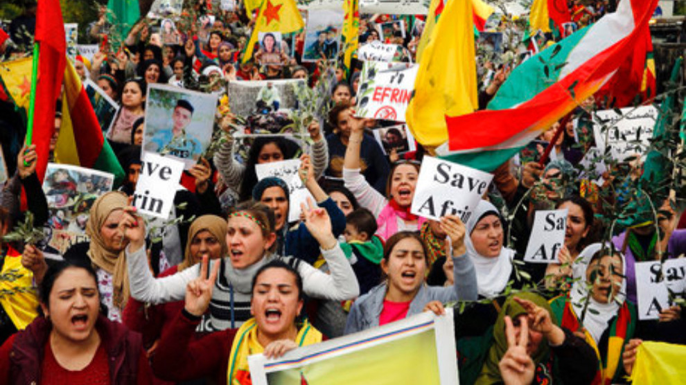 Photo of MSD calls for liberation war for Afrin and Turkish-occupied lands