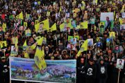 Black Day; thousands in Rojava deny the international plot