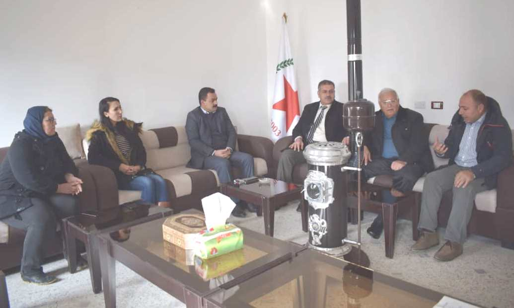 Photo of The party office in Kobani Praise the efforts of the Kurdish initiative