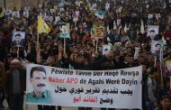 Thousands of Rojava and northern Syria have called for Ocalan's case to be revealed