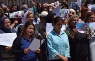 Afrin women demand for immediate action to end violations that occur in Afrin