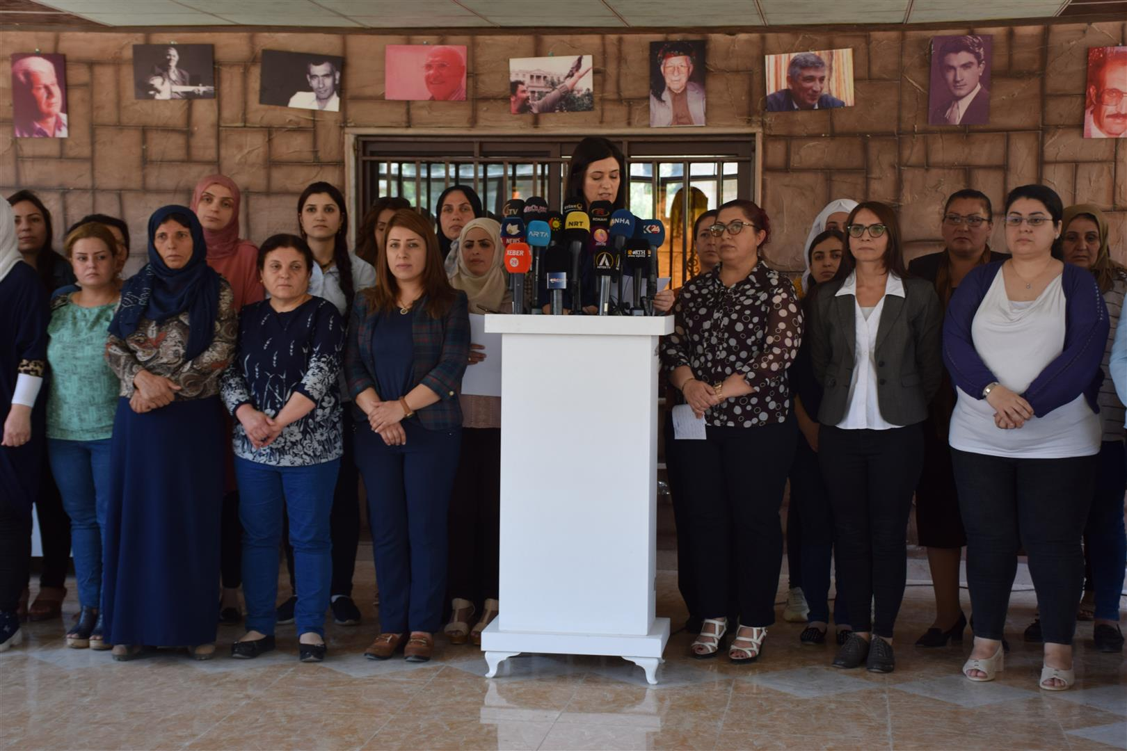Photo of Feminist Orgs demand to put end Turkish occupation, women must be supported