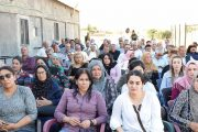 Our party holds a public meeting in Mustafawiya