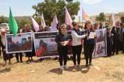 Yezidi Women Union liken occupation crimes to the brutality of ISIS mercenaries