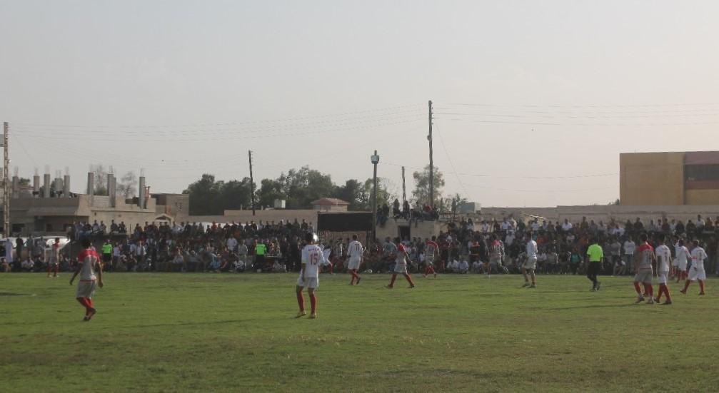 Photo of Di Tournamenta Efrîn dilê Bakurê Suriya yê de tîma Berxwedan bi ser ket