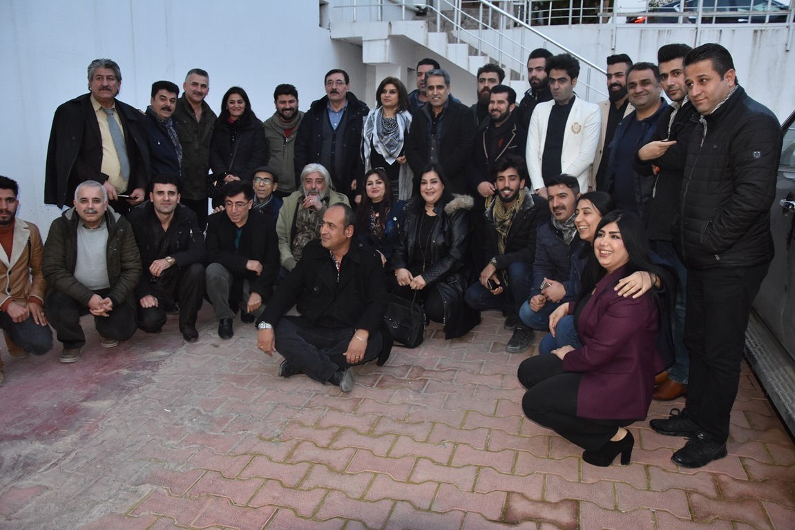 Photo of Platforma Hunermendên Kurdistan li ser bilindkirina aloziya li Başûr Bang dike