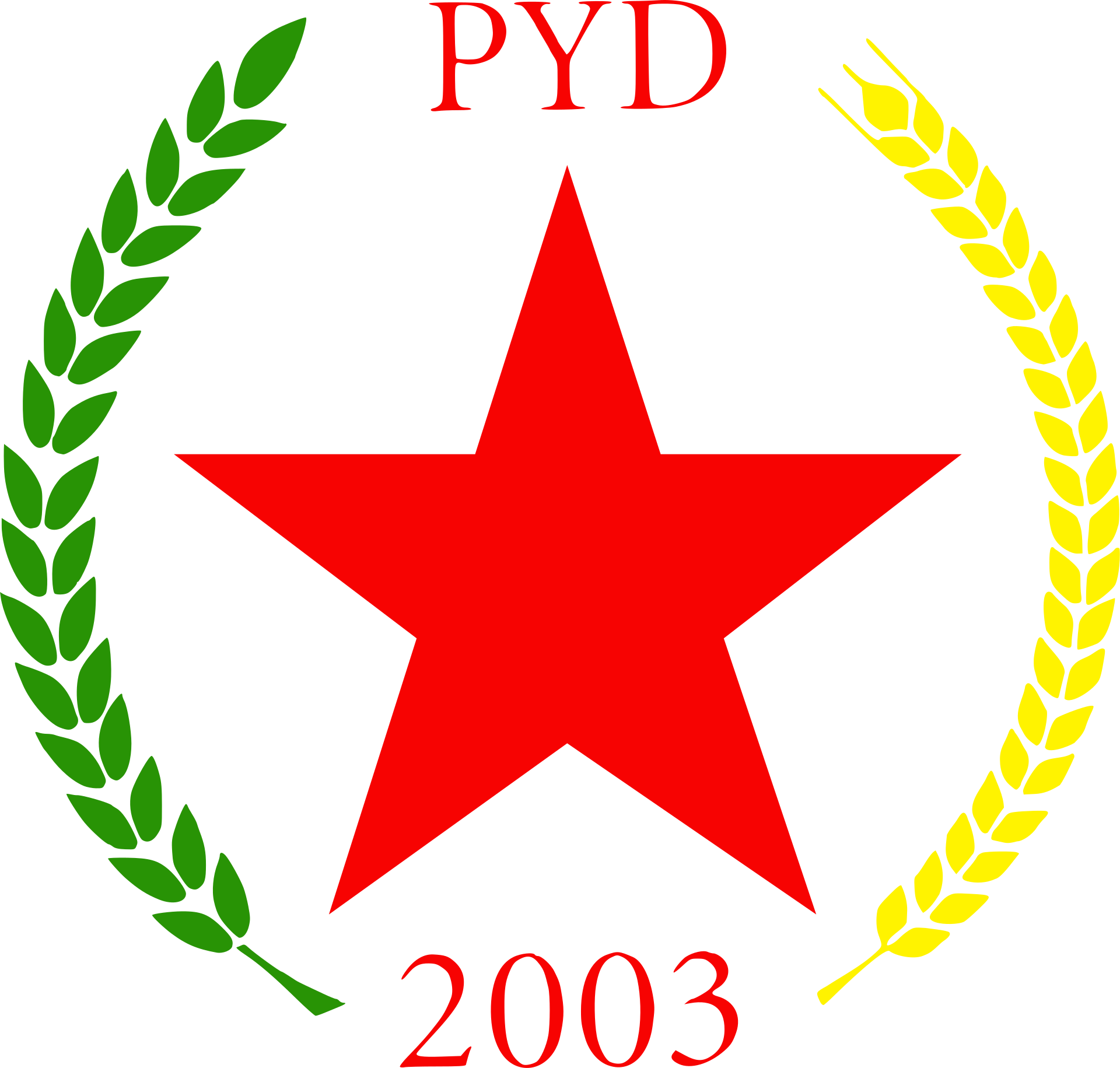Photo of Bernameya Siyasî ya Partiya Yekîtiya Demokratîk – PYD