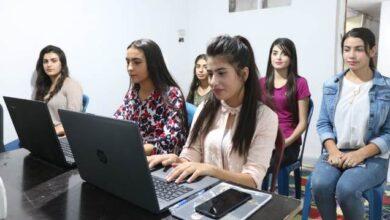 Photo of Meclisa jin ya PYD perwerdeyek ji bo fêrkirina Komputerê vekir