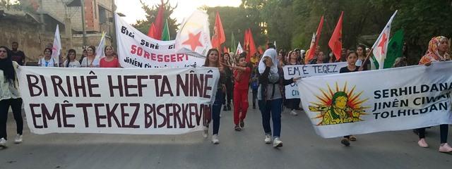 Photo of Kuştina jinan li Dirbêsiyê hate şermezarkirin