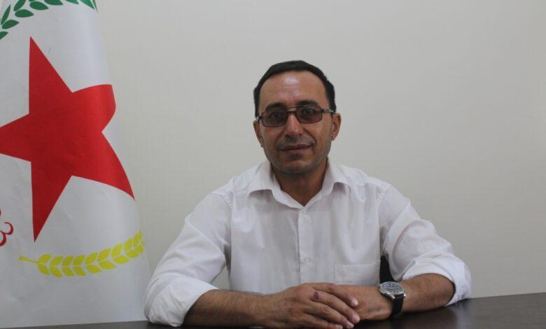 Photo of Ehmed Şêxo: Armanca me ya sereke ji hemleyê derxistina dagirkeriya Tirk ji herêmên me ye