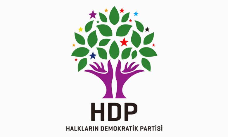 Photo of HDP`ê bi nûnerên 26 welatên YE`yê re civînek onlîne pêk anî