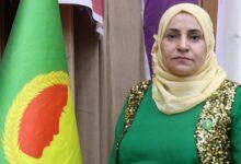 Photo of Muna Yûsif: Em dixebitin ji bo misogeriya mafê jinê di destûra Sûrî ya nû