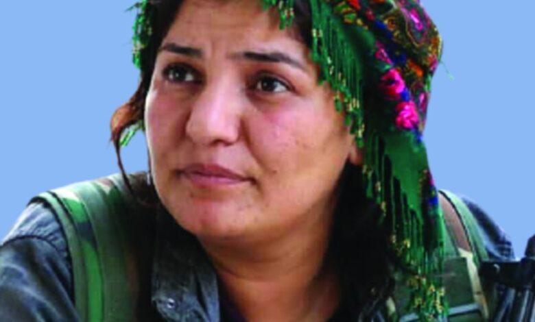 Photo of Şehîda Zîlan Ereb sembola jina Ereb ya Azad e