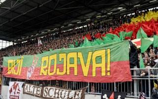 Photo of Klubek Almanî a Futbolê piştgiriya xwe bi şoreşa Rojava li dijî faşîzma Tirk raghand