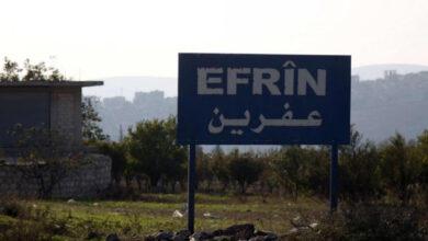 Photo of Sûcên dagirkeriya Tirkiyeyê li Efrînê berdewam in