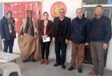 Photo of Şandeyek ji buroya têkiliyên PYD'ê sardana buroya Partiya Yekîtiya Karkerên Kurdistanê kirin