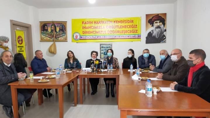 Photo of Bûldan: Nikarin bi HDP'ê, lewma êrîş dikin!