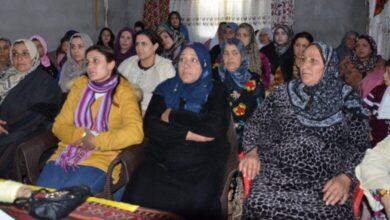 Photo of Bi boneya 8'ê Adarê.. Meclisa Jin a PYD'ê du semîner li Başûrê Kurdistanê li dar xist