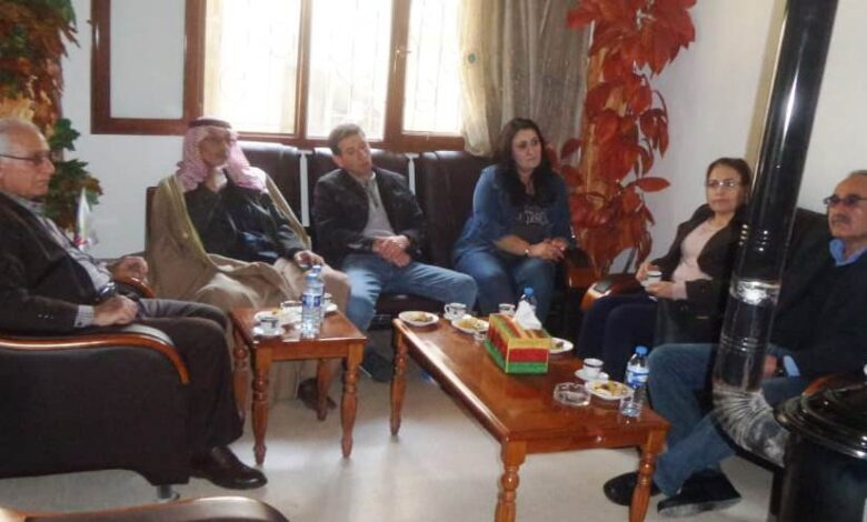 Photo of Şandeyek ji buroya têkiliyên PYD serdana Buroya Yekîtiya Lîbral ya Kurdistan kir