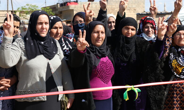 Photo of Şaredariya Gel li Qamişlo parkek bi navê rêber Ocelan vedike