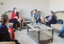 Photo of Meclisa Jin a PYD civîneke rêxistinî li navçeya Şênran li dar xist