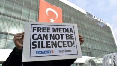 Photo of Bi hejmaran.. Tirkiye welatê herî zêde ye ku mafên rojnamevanên jin binpê dike
