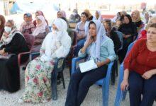 Photo of Meclisa Jin a PYD civînek ji jinên kampa Serêkaniyê re li dar xist