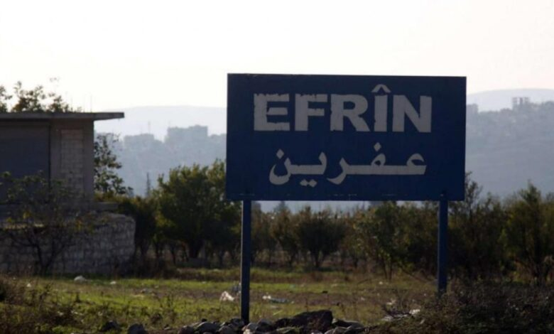 Photo of Di berdewamkirina binpêkirinên Tirkiyê de, çeteyan 10 sivîlên Efrînê revandin