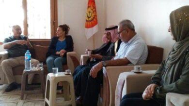 Photo of Şandek ji partiya me serdana buroya Yekîtiya Kedkarên Kurdistanê kir