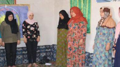 Photo of Meclîsa Jinan a PYD'ê li Reqayê civînek li dar xist