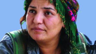 """Photo of Şehîd """"Zîlan Hesekê"""" sembola jina ereb e"""