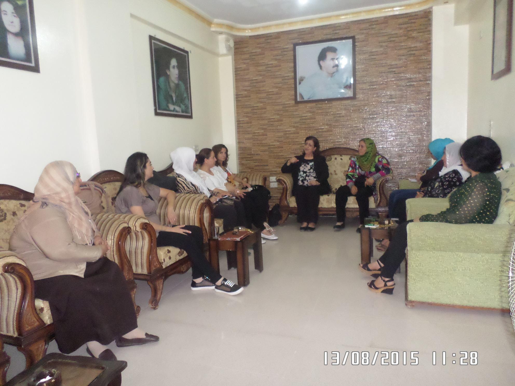 Photo of عقد اجتماع في مكتب علاقات اتحاد ستار بحضور سينم محمد