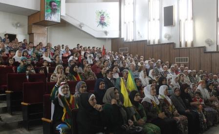 Photo of أوسي: الـ PYD على أهبة الاستعداد للتواصل مع جميع القوى الديمقراطية في سوريا