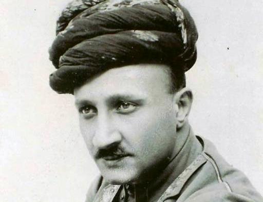 كاميران بدرخان أيقونةٌ من الأدب الكردي