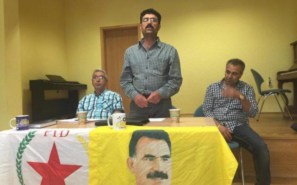 إجتماع لمنظمة الحـزب في ماگديبورغ