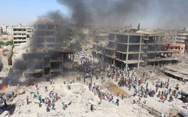 منسقية روج افا تدين العمل الإرهابي الجبان في مدينة قامشلو