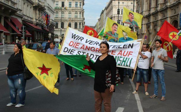 الكرد في النمسا: يستنكرون جريمة قامشلو و يطالبون برفع العزلة عن القائد آبو