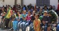 فرحة العيد، وابتسامة الأطفال في روج أفا