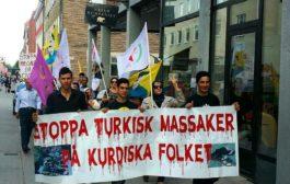 استنكار جريمة قامشلو الإرهابية في السويد