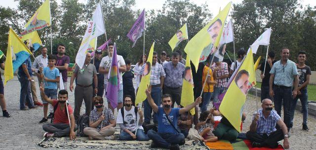 Photo of الـ PYD تنظم اعتصاماً في العاصمة النمساوية