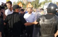 أسايش السليمانية تقمع مظاهرة خرجت تنديداً بالعزلة المفروضة على القائد عبدالله أوجلان