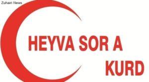heyva sor a kurd