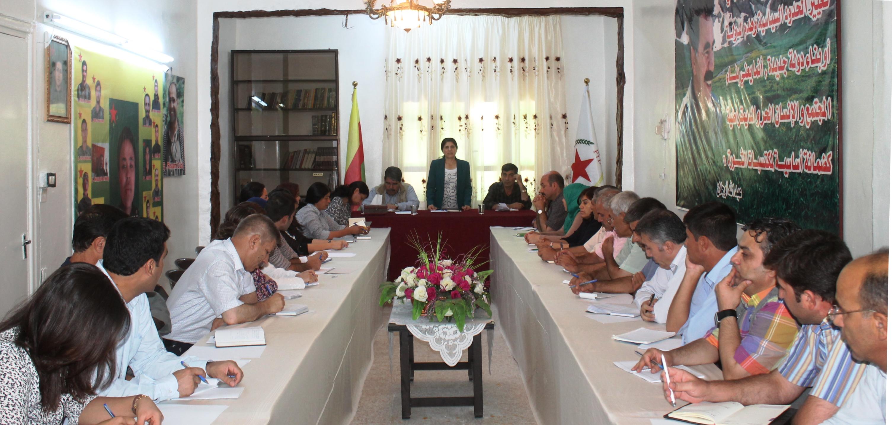 Photo of بيان إلى الرأي العام بخصوص الاحتلال التركي لمدينة جرابلس  ومجزرة قرية بئر الكوسا