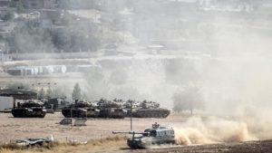 الاحتلال التركي يكثر من تحركاته داخل وخارج الحدود السورية