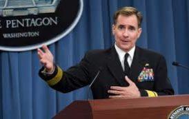 كيربي : هذا ما ستعاني منه روسيا جراء وقف التعاون مع الجانب الأمريكي