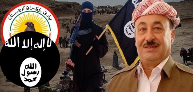 Photo of مقاتلة كردية: سربست بابير القيادي في قوات بيشمركة حزب البارزاني أجتمع مع داعش في البعاج قبل يومين من هجوم داعش على سنجار