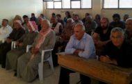 الـ PYD يعقد اجتماعاً لأهالي قرية كرصور