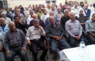 الـ PYD تعقد اجتماعاً جماهيرياً في حي الهلالية بقامشلو