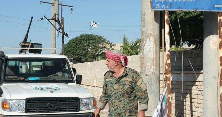 Photo of الشهباء- الفصائل الثورية تتصدى لهجمات المجموعات الداعشية