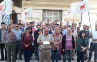 الـ PYD يستنكر الاحتلال التركي لمناطق الشهباء